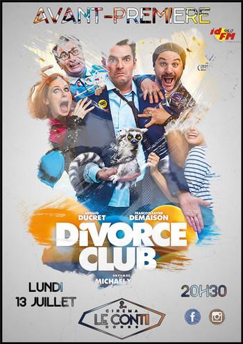 AVANT-PREMIERE Divorce Club