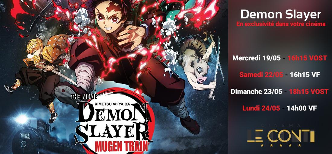 Photo du film Demon Slayer - Kimetsu no Yaiba - Le film : Le train de l'infini